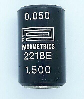Panametrics Calibration Block 2218e 0.050 1.500 .226 Inusec 303 Stainless Steel