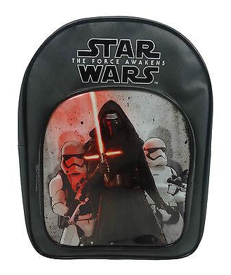 Star Wars The Force Awakens Kylo Ren Arch School Bag Rucksack Backpack New Gift