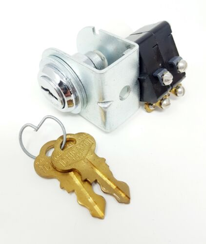 Chicago Lock Key Switch Lock EXD98A Keyed Differently