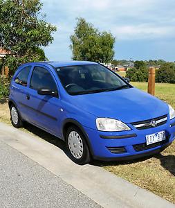 Holden Barina 2005 Mornington Mornington Peninsula Preview