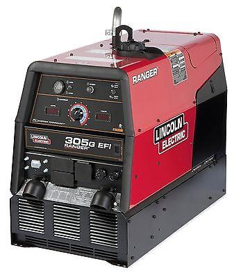 Lincoln Ranger 305g Wefi Welder Generator K3928-1