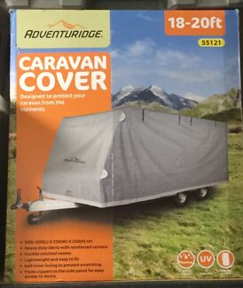 Caravan cover suit 18-20 ft van brand new Canberra City North Canberra Preview