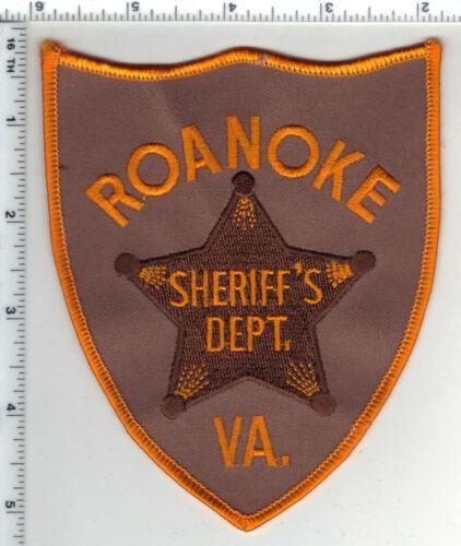 Roakoke Sheriff