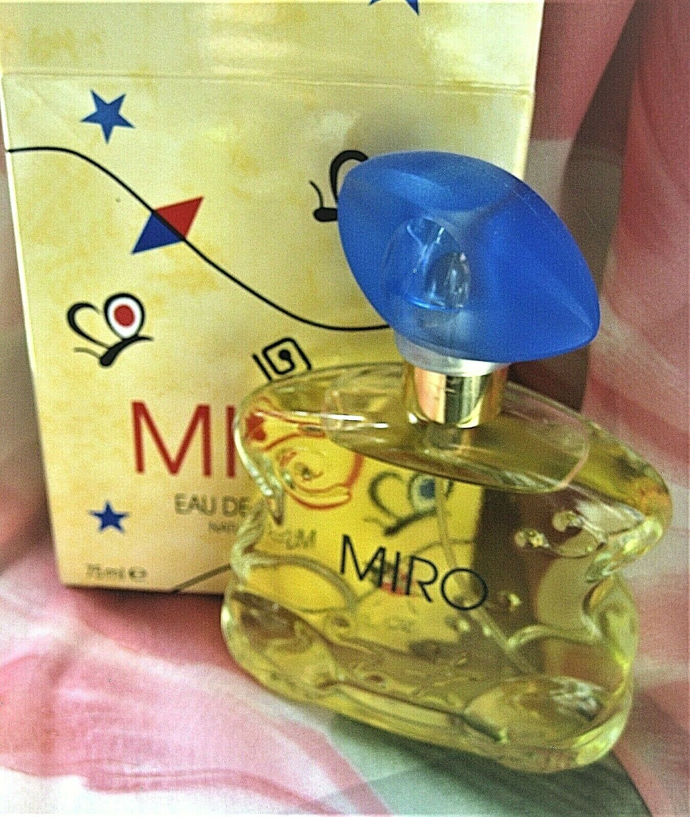 Parfum Miro femme Eau de Parfum alte Version 75 ml