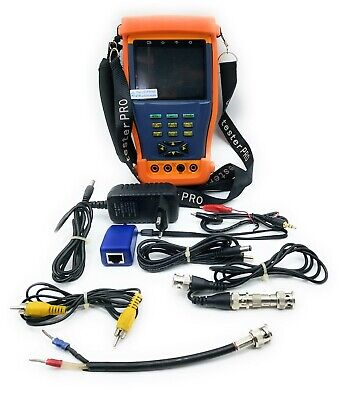 Cctv Tester Pro Stest 894 Video Monitor Tester Stest 3.5 Inches-inch Screen