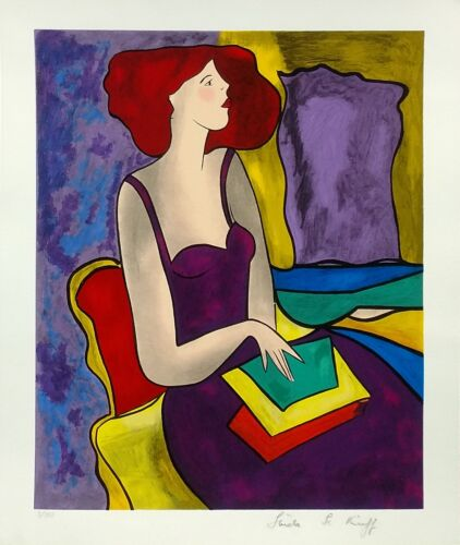 "Linda Le Kinff ""petit Sonnet"" 1997 