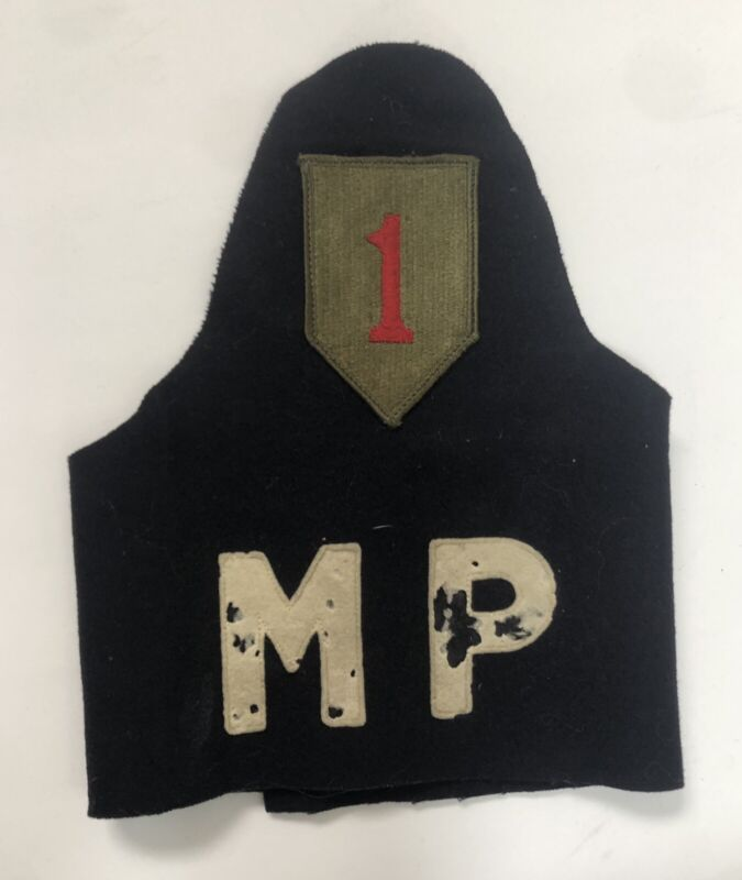 Vietnam War Era MP Armband
