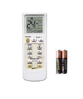 Telecomando condizionatore climatizzatore Toshiba pompa di calore usato  Brescia