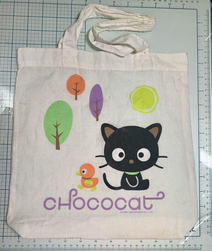 Sanrio Chococat Small Cotton Tote Bag Japan