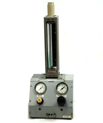 Dental Laboratory Delivery Unit Air Flow Regulator Brooks 1110 Glass Flowmeter