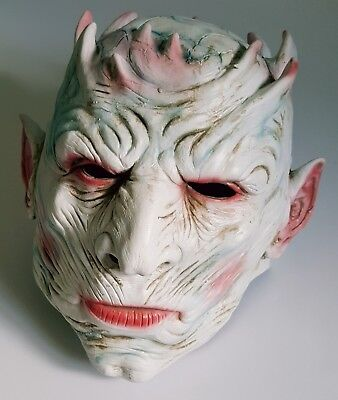 Halloween Mask Cosplay Scary Latex Adult Costume Party