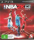 NBA 2K13 Video Games
