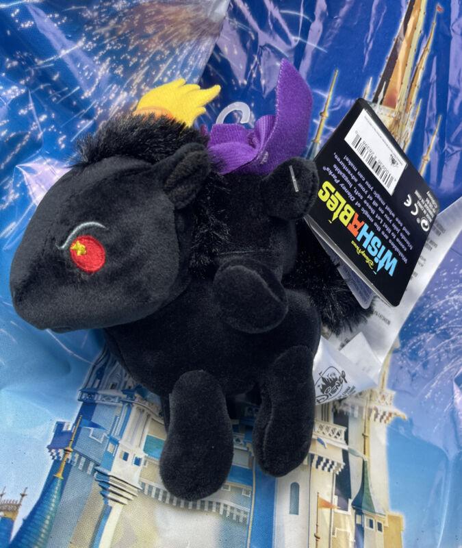 Disney Parks Villains Wishables Headless Horseman Small Plush In Hand