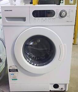 Samsung 7kg Front Load Washing Machine WF7708N6W1 Thomastown Whittlesea Area Preview
