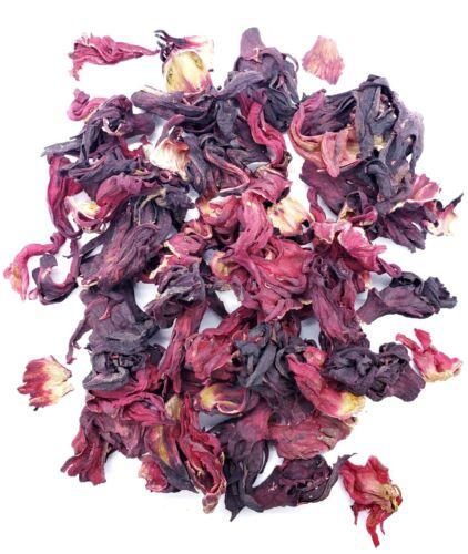 Dried Hibiscus Flower / Flor de Jamaica 5 Lbs