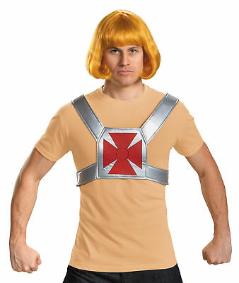 He-man Adult Costume (He-Man Kit Adult Men Costume Famous TV Character Disguise 86378 Muscle)