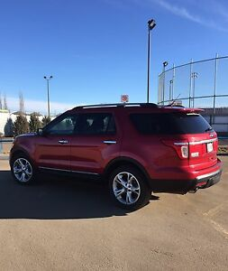2011 Ford Explorer limited edition 4WD