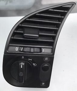 Bmw e36 head light and fog light vent switches