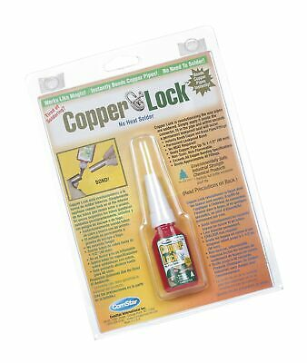 Comstar Copper Lock No Heat Solder 10 Ml