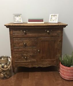 Antique Commode / Dry Sink (...and more)