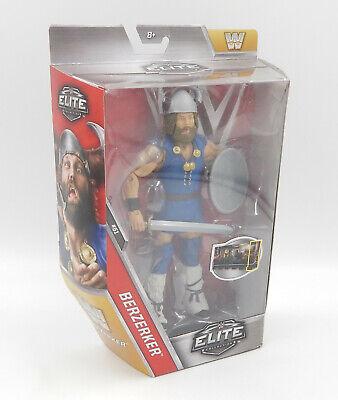 MATTEL WWE ELITE Berzerker - Wrestling Actionfigur NEU/OVP