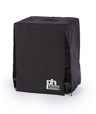 Prevue Hendryx Pet Products Universal Bird Cage Cover, Medium, Black