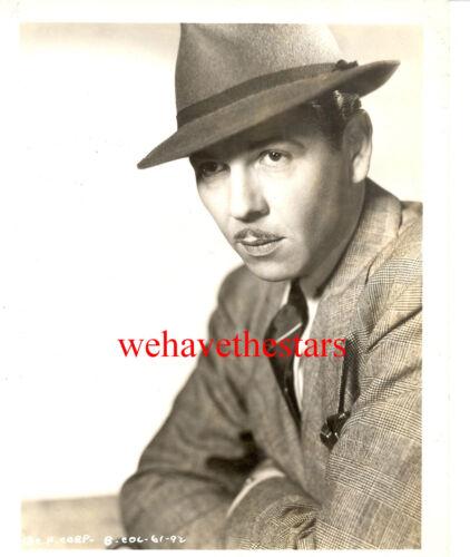 Vintage Roger Pryor CHARACTER ACTOR
