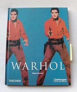 Andy-Warhol-039-Kunst-als-commercie-039-Monografie-Uitg-De-Morgen-Taschen-NIEUW