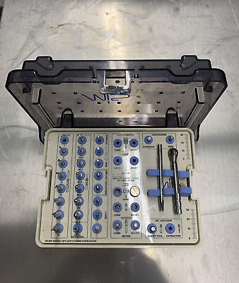 Mis Implant Kit Surgical Dental Drills Insert Tools