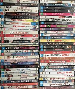 DVD's - assorted titles Mango Hill Pine Rivers Area Preview