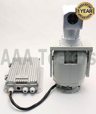 Flir Sr-19 Thermal Imager Camera W Infinova V1614it Mount V1691e-24a Receiver