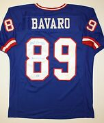 Mark Bavaro Signed Jersey