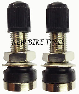tubeless mountain bike schrader tyre valve bicycle x2 motorbike scooter dust cap ebay. Black Bedroom Furniture Sets. Home Design Ideas