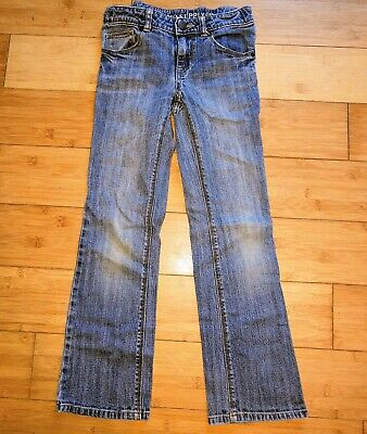 Mossimo Supply Co. Denim Boys Kids Straight Leg Jeans 10 Mossimo Kids Jeans