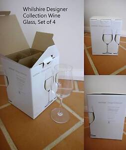 Salute White Wine Glass - Box of 4 Doubleview Stirling Area Preview