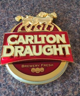 Carlton Draught - Tap Decal (NEW)