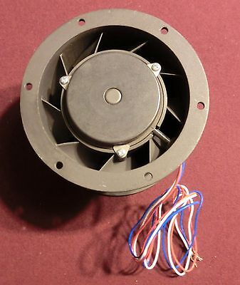 Vaneaxial Axial Fan 115v 400 Hz Acdc