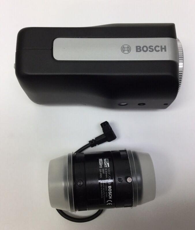 Bosch NBN-50022-C FIXED Dinion IP 5000 HD Camera F01U283895 Lens LVF-5005C-S0940
