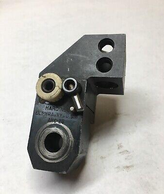 Hardinge Ahc 20 Tool Holder Turret Lathe Adjustable - Nice