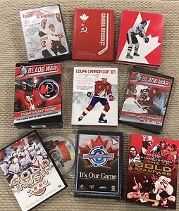 Amazing Team Canada Hockey collection - final price