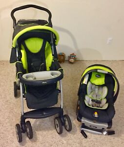Stroller and Car Seat (Chicco)