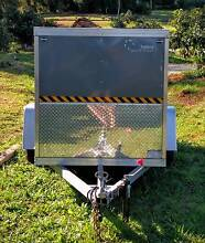 Awesome 8 x 4 Enclosed and Lockable Trailer - Practically New Tamborine Mountain Ipswich South Preview