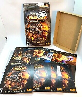 World of Warcraft Warlords of Draenor Expansion Set