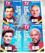Star Trek TV Guide 1996
