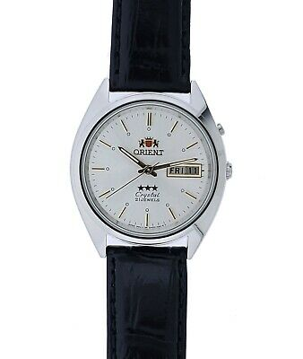 Orient Watch 3 Star FEM0401YW9 Men's Automatic Watch Tri-Star