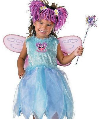 ★ Sesamstrasse ,Luxe Sesame Street Abby Cadabby, Prinzessin - Sesame Street Kleider