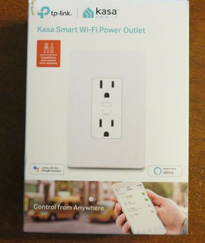 TP-LINK KP200 2-Socket Kasa Smart Wi-Fi Power Outlet - ships free!