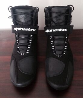 Alpinestars Fastback WP boots size - US11/EU44 Stirling Stirling Area Preview