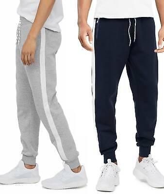 Pantaloni Tuta Uomo Sportivi Basic GIROGAMA Sport Jogging Fitness 8224IT
