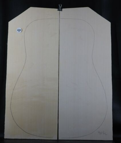 5A BEARCLAW DREAD ADIRONDACK RED SPRUCE QSAWN GUITAR TOP TONEWOOD LUTHIER